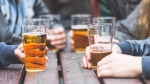 Sporty people likely to drink more alcohol, study finds